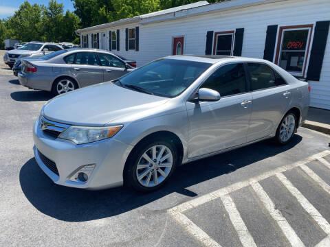 2012 Toyota Camry for sale at NextGen Motors Inc in Mount Juliet TN