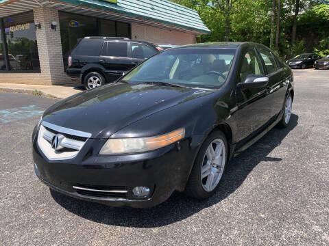 2007 Acura TL for sale at Diana Rico LLC in Dalton GA