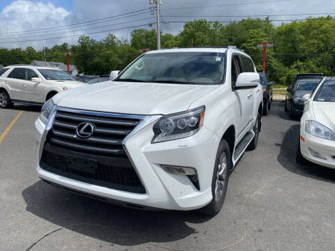 2014 Lexus GX 460 for sale at Top Quality Auto Sales in Westport MA