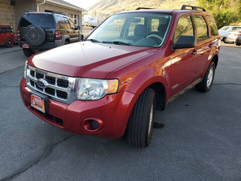 2008 Ford Escape for sale at Firehouse Auto Sales in Springville UT