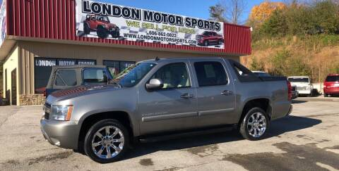 2008 Chevrolet Avalanche for sale at London Motor Sports, LLC in London KY