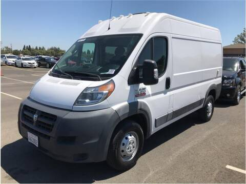 2018 RAM ProMaster Cargo for sale at Dealers Choice Inc in Farmersville CA