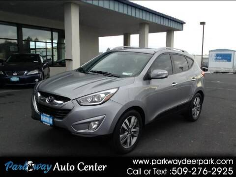 2014 Hyundai Tucson for sale at PARKWAY AUTO CENTER AND RV in Deer Park WA