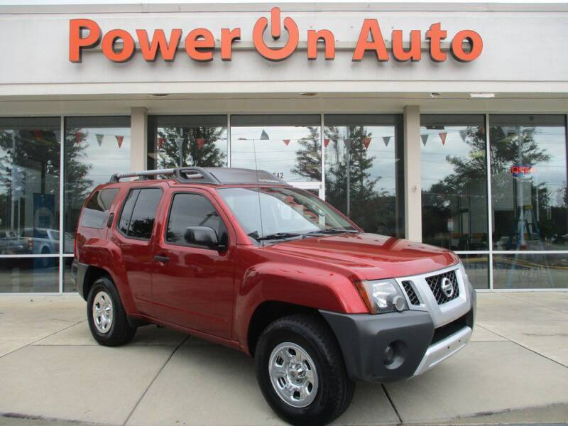 2014 Nissan Xterra for sale at Power On Auto LLC in Monroe NC