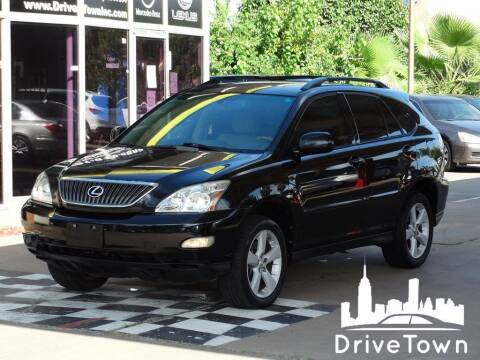 2007 Lexus RX 350 for sale at Drive Town in Houston TX