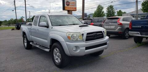 2005 Toyota Tacoma for sale at Cars 4 Grab in Winchester VA