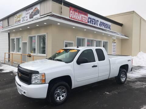 2012 Chevrolet Silverado 1500 for sale at Suarez Auto Sales in Port Huron MI