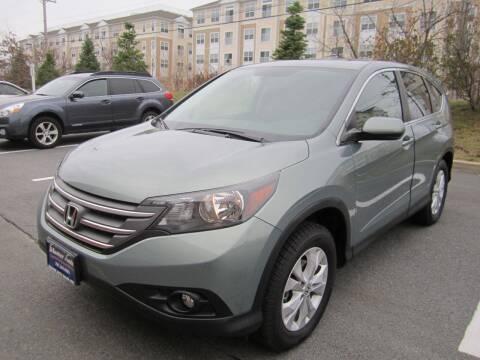 2012 Honda CR-V for sale at Master Auto in Revere MA