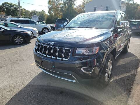 2014 Jeep Grand Cherokee for sale at Top Quality Auto Sales in Westport MA
