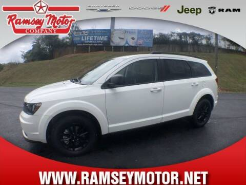 2020 Dodge Journey for sale at RAMSEY MOTOR CO in Harrison AR