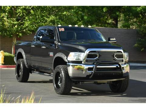 2016 RAM Ram Pickup 2500 for sale at A-1 Auto Wholesale in Sacramento CA