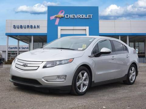 2014 Chevrolet Volt for sale at Suburban Chevrolet of Ann Arbor in Ann Arbor MI