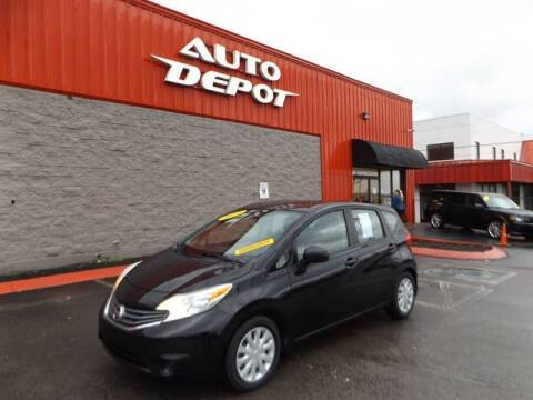 2014 Nissan Versa Note for sale at Auto Depot - Madison in Madison TN