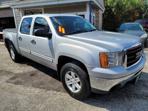 2011 GMC Sierra 1500 for sale at 1st Quality Auto in Milwaukee WI