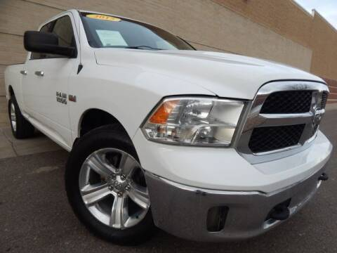 2015 RAM Ram Pickup 1500 for sale at Altitude Auto Sales in Denver CO
