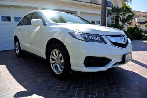 2016 Acura RDX for sale at Newport Motor Cars llc in Costa Mesa CA