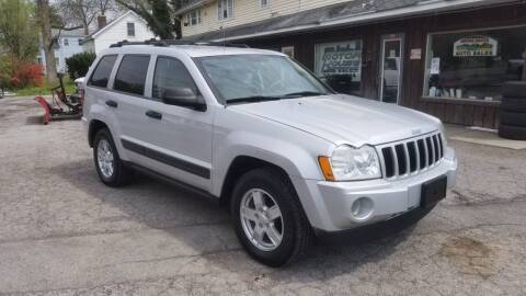 2006 Jeep Grand Cherokee for sale at Motor House in Alden NY