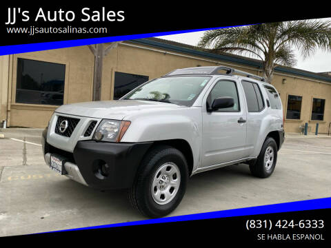 2012 Nissan Xterra for sale at JJ's Auto Sales in Salinas CA