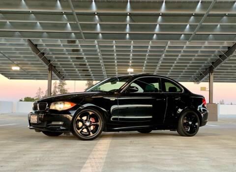 2008 BMW 1 Series for sale at Car Hero LLC in Santa Clara CA