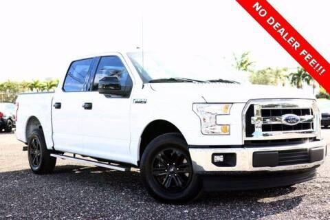 2017 Ford F-150 for sale at JumboAutoGroup.com in Hollywood FL