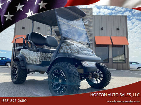 2018 Club Car Precedent for sale at HORTON AUTO SALES, LLC in Linn MO