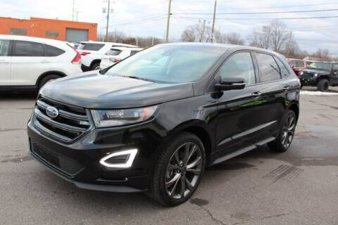 2017 Ford Edge for sale at Road Runner Auto Sales WAYNE in Wayne MI