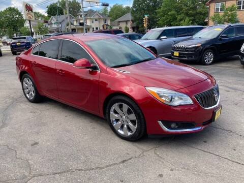 2014 Buick Regal for sale at AFFORDABLE AUTO, LLC in Green Bay WI