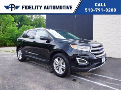 2016 Ford Edge for sale at Fidelity Automotive LLC in Cincinnati OH