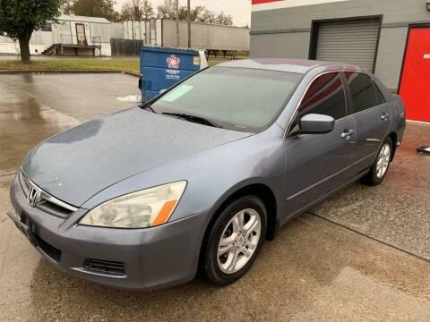 2007 Honda Accord for sale at Diana Rico LLC in Dalton GA
