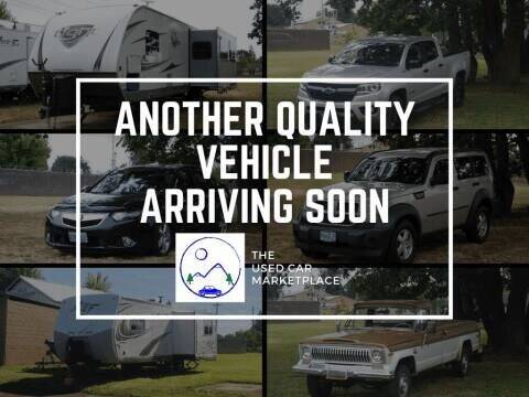 2004 Jeep Grand Cherokee for sale at The Used Car MarketPlace in Newberg OR