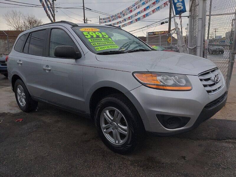 2010 Hyundai Santa Fe for sale at Dan Kelly & Son Auto Sales in Philadelphia PA