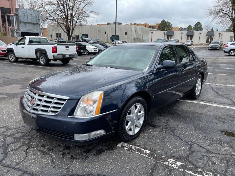 2006 Cadillac DTS for sale at Modern Auto in Denver CO
