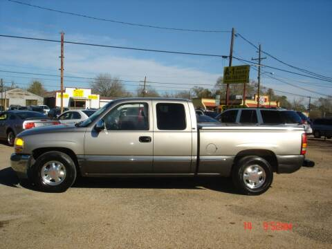2000 GMC Sierra 1500 for sale at A-1 Auto Sales in Conroe TX