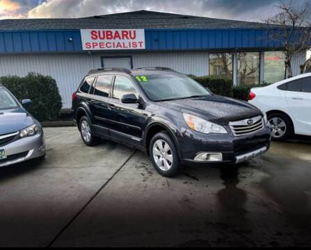 2012 Subaru Outback for sale at Accolade Auto in Hillsboro OR