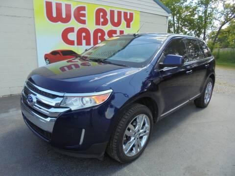 2011 Ford Edge for sale at Right Price Auto Sales in Murfreesboro TN