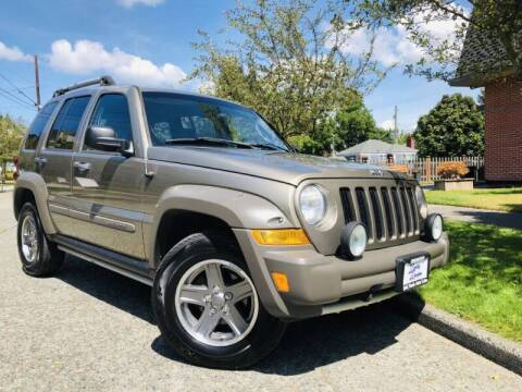 2005 Jeep Liberty for sale at DAILY DEALS AUTO SALES in Seattle WA