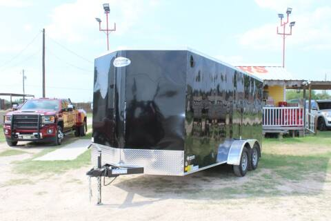 2021 Continental Cargo Enclosed Trailer  for sale at J IV Trailers in Donna TX