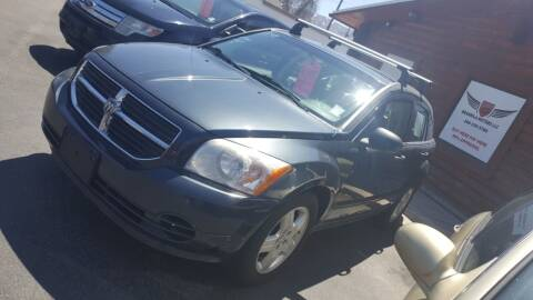 2008 Dodge Caliber for sale at BRAMBILA MOTORS in Pocatello ID