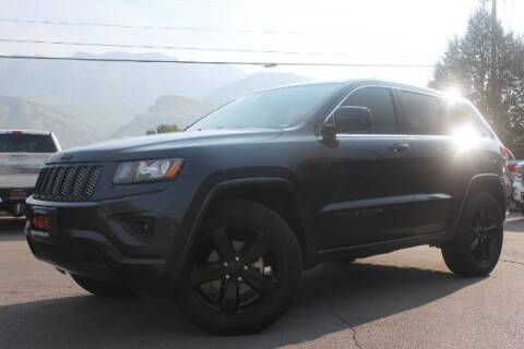 2014 Jeep Grand Cherokee for sale at REVOLUTIONARY AUTO in Lindon UT