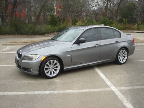 2009 BMW 3 Series for sale at ACH AutoHaus in Dallas TX