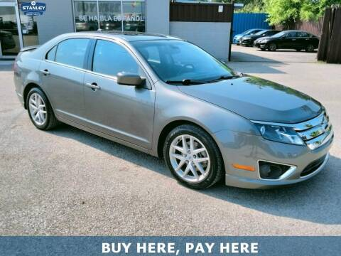 2011 Ford Fusion for sale at Stanley Direct Auto in Mesquite TX