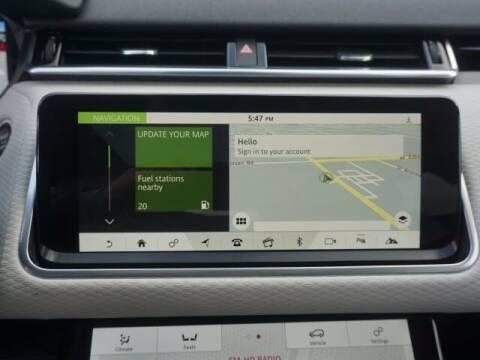 2020 Land Rover Range Rover Velar for sale at BASNEY HONDA in Mishawaka IN