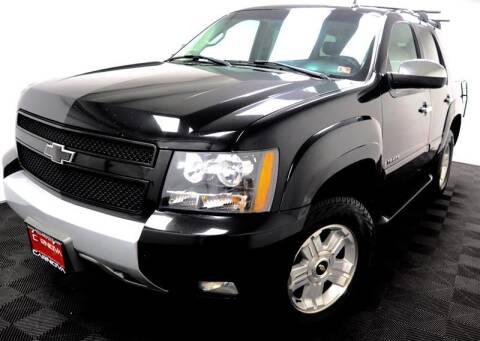 2008 Chevrolet Tahoe for sale at CarNova in Stafford VA