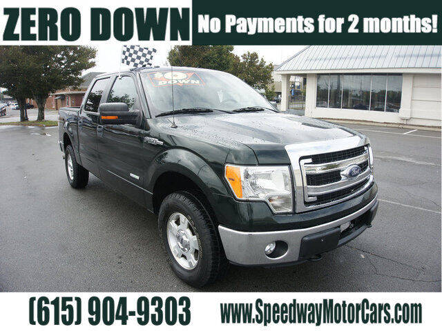 2013 Ford F-150 for sale at Speedway Motors in Murfreesboro TN