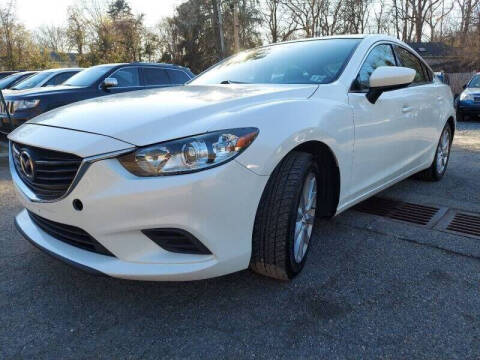 2016 Mazda MAZDA6 for sale at AMA Auto Sales LLC in Ringwood NJ