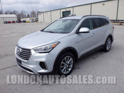 2018 Hyundai Santa Fe for sale at London Auto Sales LLC in London KY