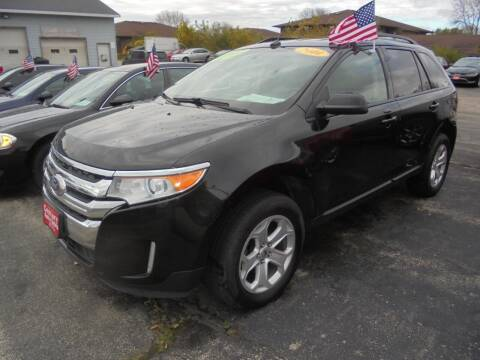 2014 Ford Edge for sale at Century Auto Sales LLC in Appleton WI