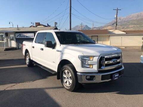 2015 Ford F-150 for sale at Orem Auto Outlet in Orem UT
