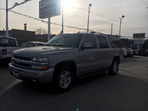 2005 Chevrolet Suburban for sale at Dino Auto Sales in Omaha NE