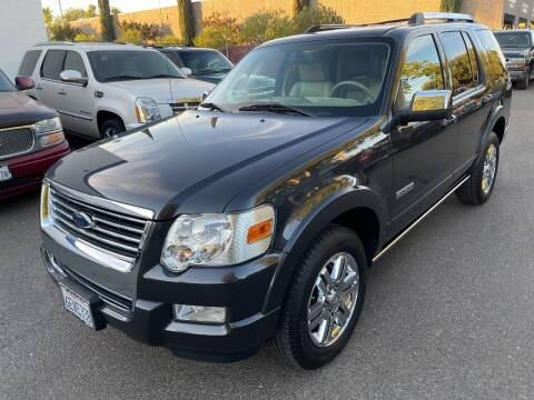 2007 Ford Explorer for sale at C. H. Auto Sales in Citrus Heights CA